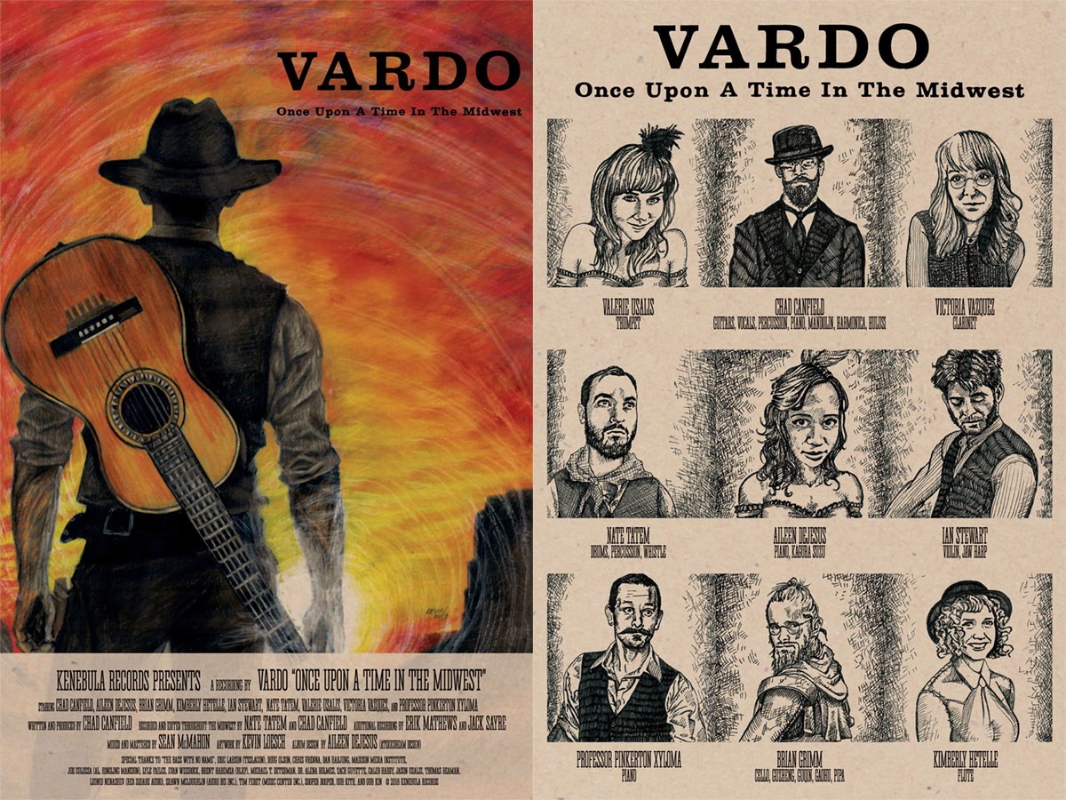 Vardo Double-sided Poster